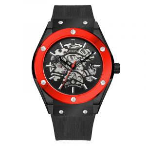 01-0060713 HOT TRENDS CUSTOMIZED COLORS SKELETON AUTOMATIC MENS...