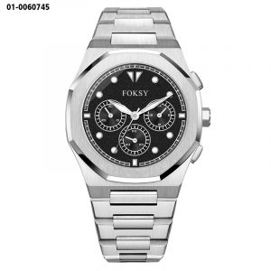 01-0060745 ss  2020 NEW POPULAR CUSTOMIZED STAINLESS STEEL MIYOTA QUARTZ WATCHES FOR MEN