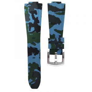 256 silicone camo 2020 POPULAR WATCH STRAP RED...