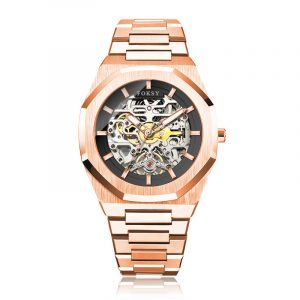 01-0070344-1 2019 LATEST LUXURY SKELETON AUTOMATIC SS WATCH FOR MEN